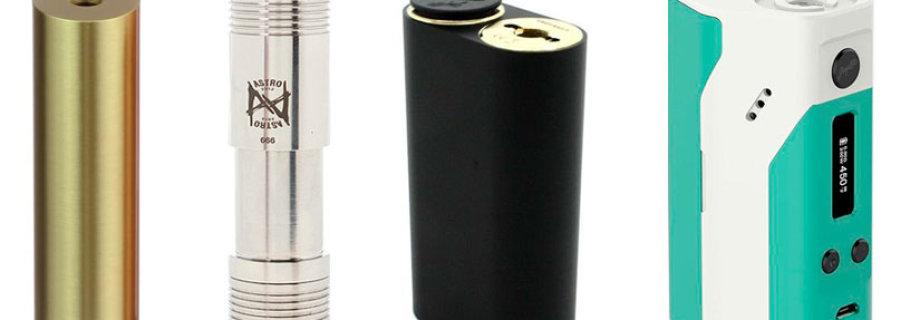 Что такое мод, мехмод, ББ в электронных сигаретах?