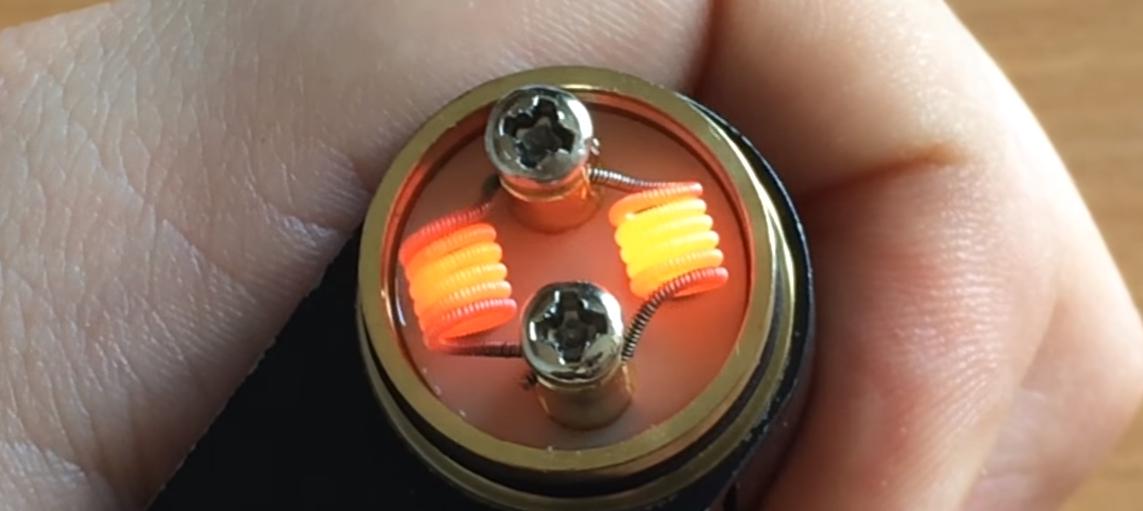 Как правильно прожигать спирали и зачем это надо | Пошагово с фото