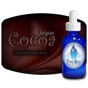 Рецепт самозамеса Halo - Belgian Cocoa