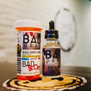 Рецепт самозамеса Bad Drip — Bad Blood